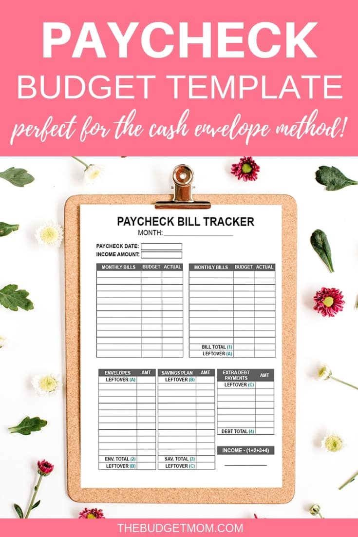 The Budgetpaycheck Workbook | Budgeting Money, Budgeting in I Want A Monthly Spreadsheet I Can Use For Paying My Monthly Bills & Is Printable For My Use Only