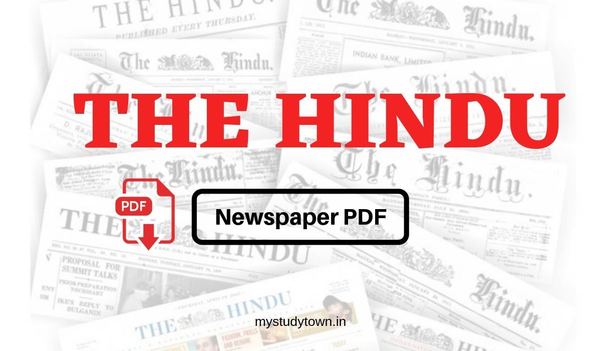 The Hindu Newspaper Pdf Free Download- 2 January 2020 throughout I-9 Form 2020 Pdf