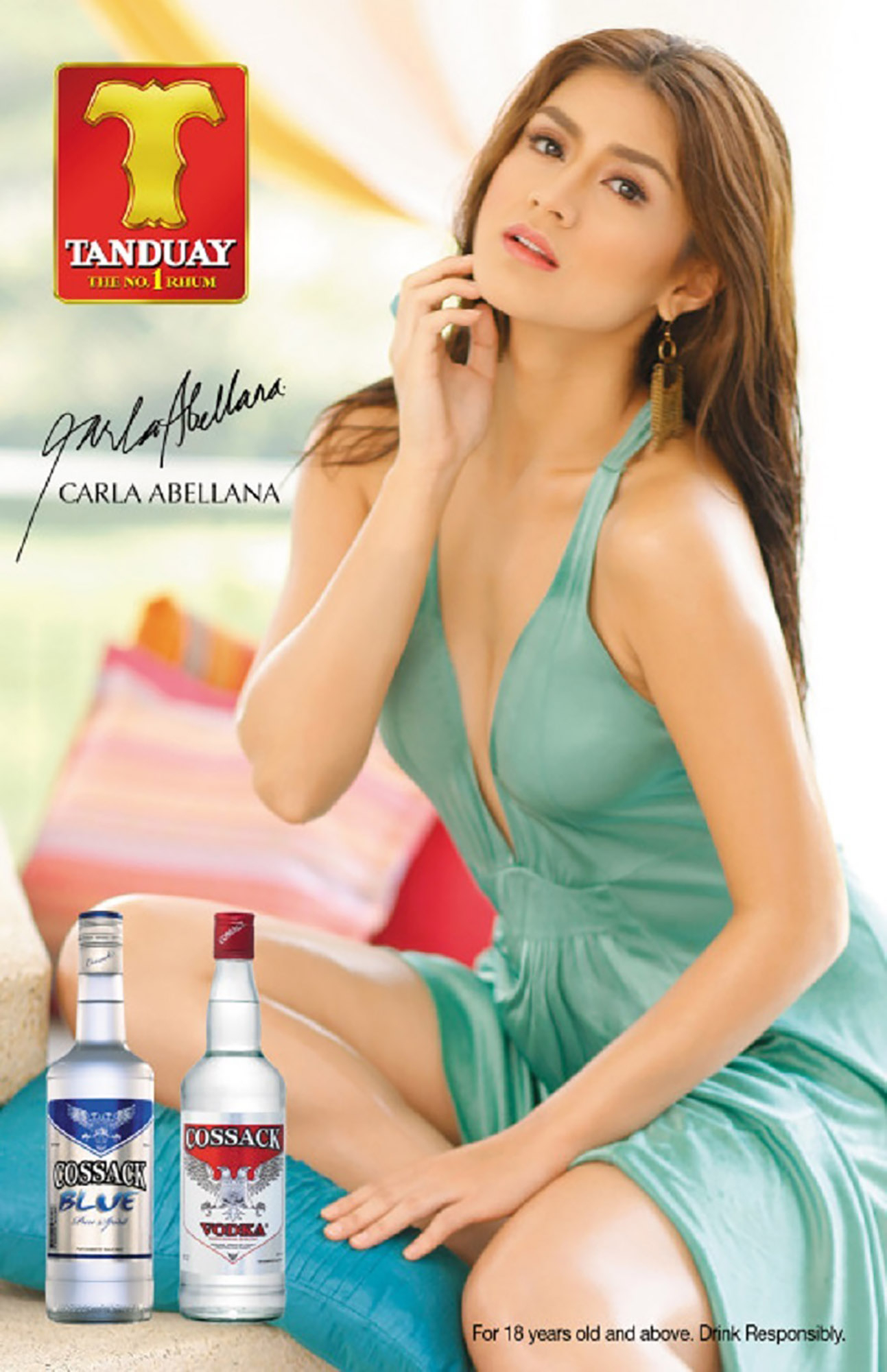 The Tanduay Calendar Girls From 2010-2020 Ranked!   Ao: All Out in Tanduay Calendar 2020