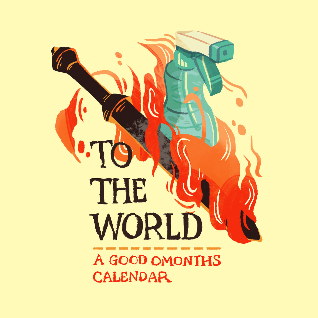 To The World, A Good Omens 2020 Calendar — To The World, A throughout Hmrc Tax Calendar 2020 2020