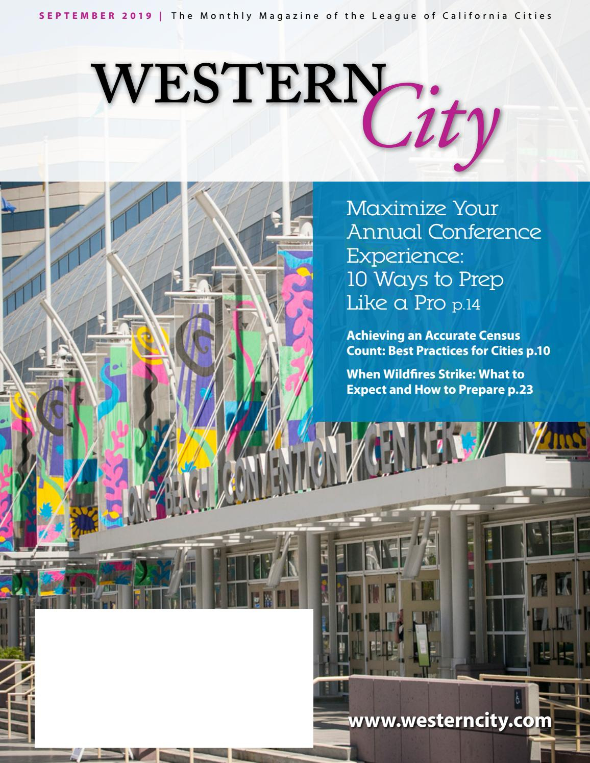 Western City September 2019Western City Magazine - Issuu within Fremont Firefighter Shift Calender