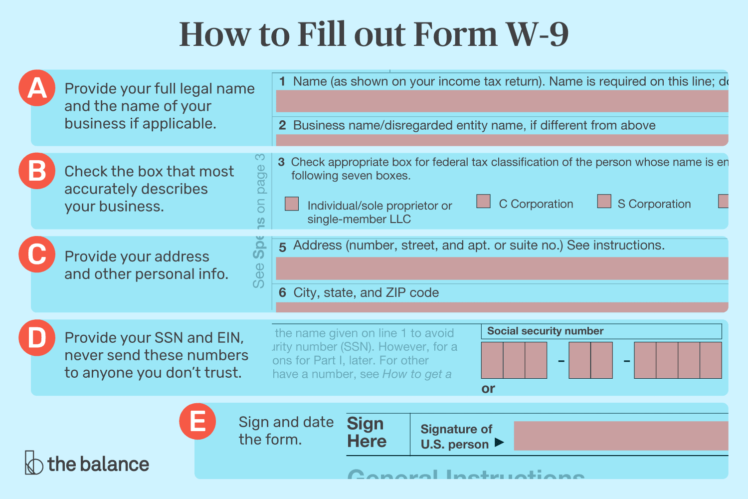 What Is Irs Form W-9 And How Should You Fill It Out? intended for Blank W 9 Printable Form Template