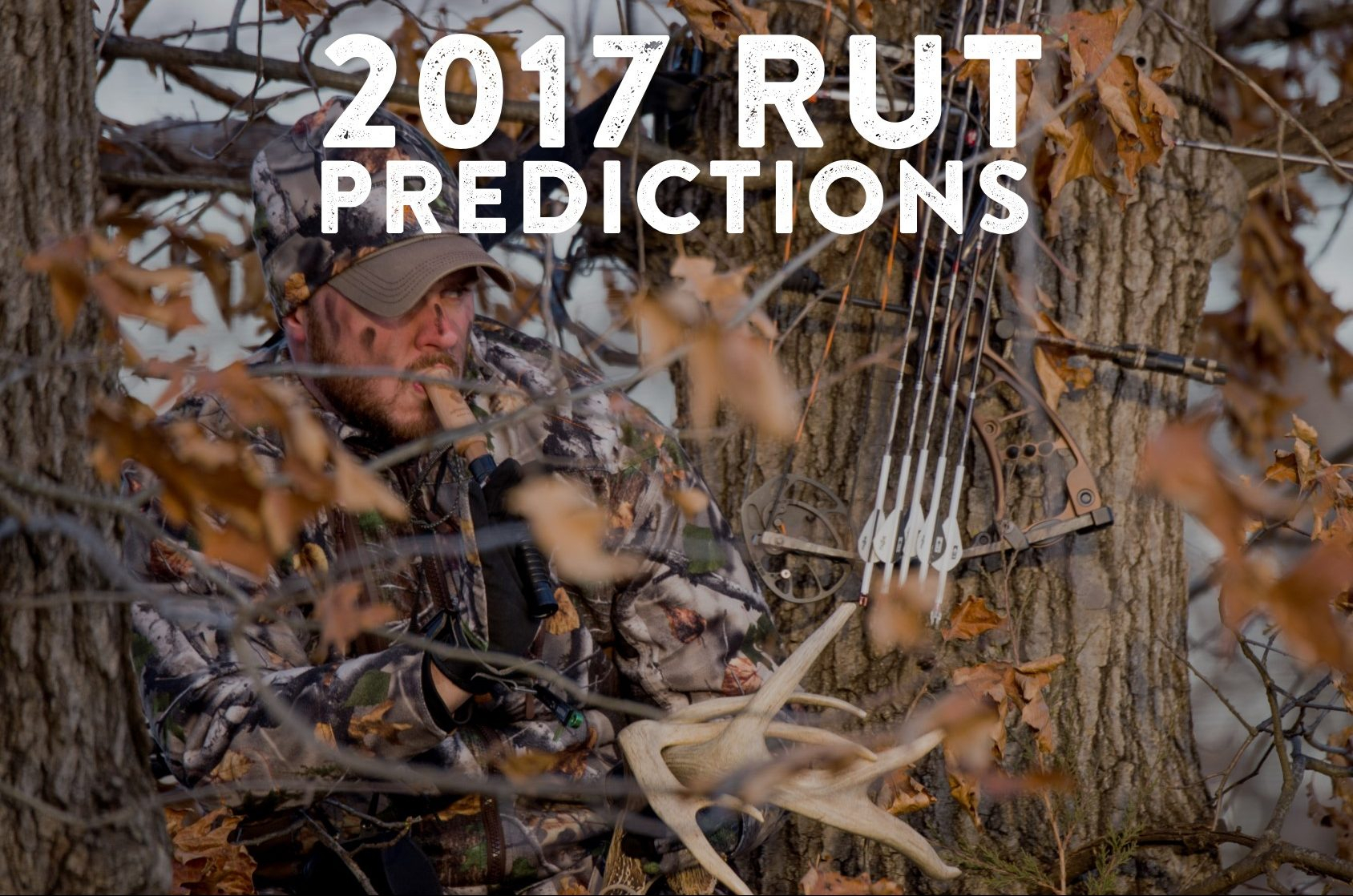 2017 Rut Predictions For Every Theory - Legendary Whitetails with Deer And Deer Hunting Rut Calendar