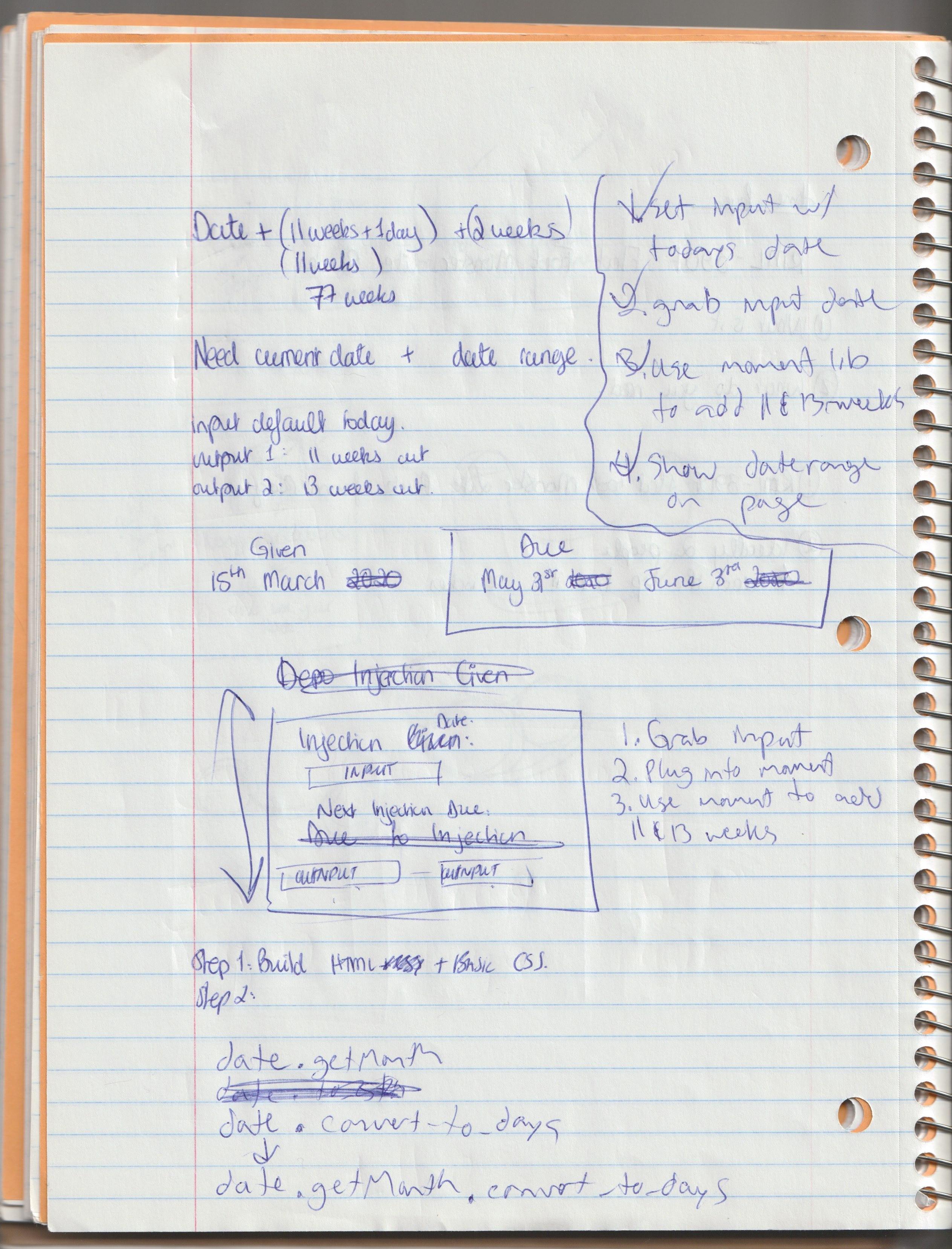 Emdixonroche regarding Depo-Provera Calculator