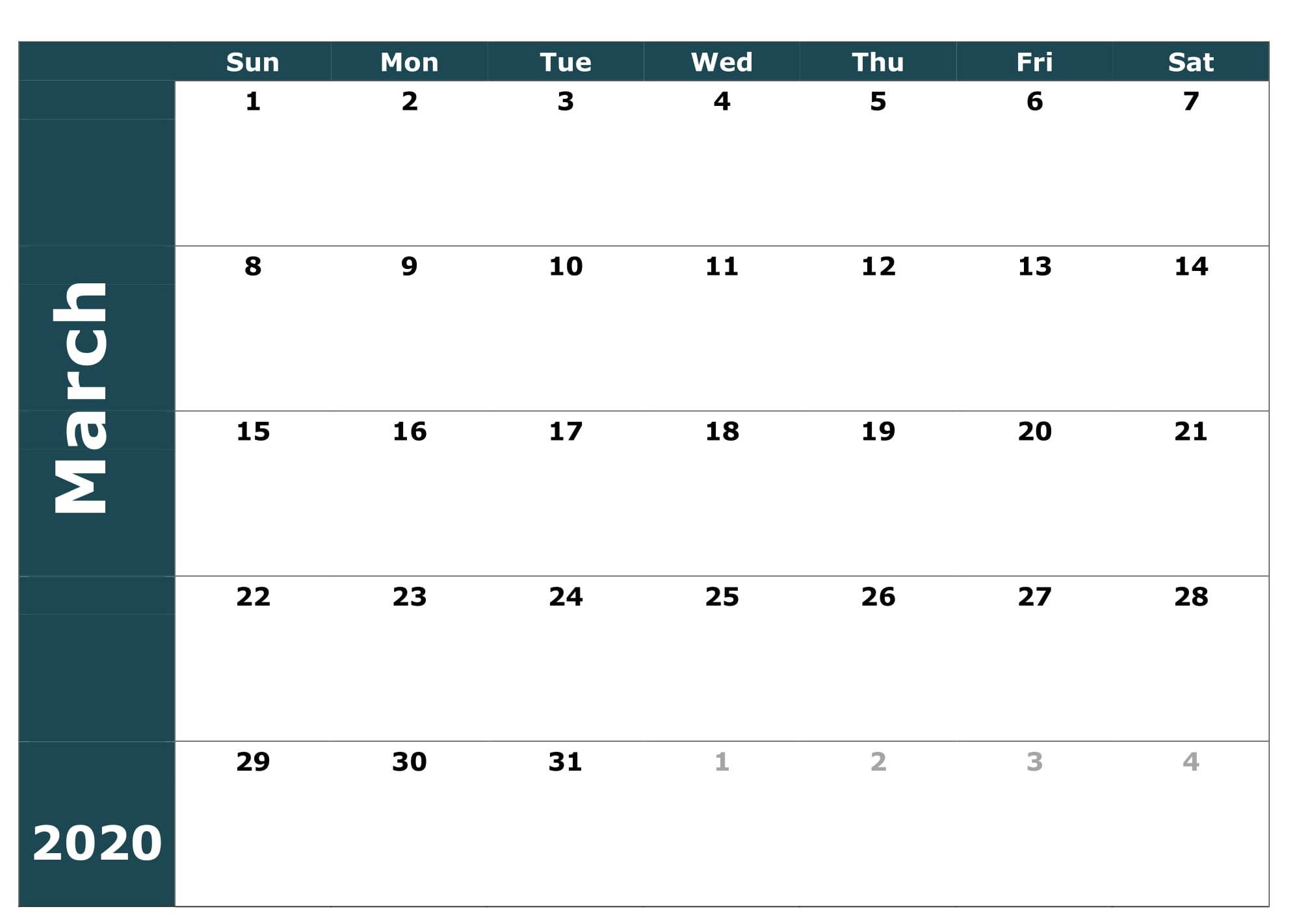Federal Calendar 2020 throughout Depo Schedule 2020