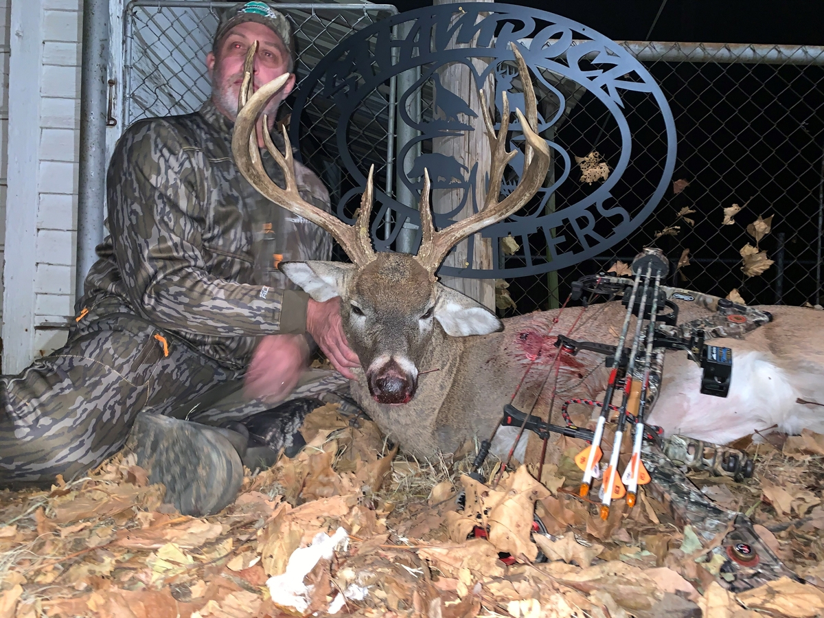 Rates & Packages - Shamrock Outfitters in 2020-2021 Whitetail Deer Hunting Predictions