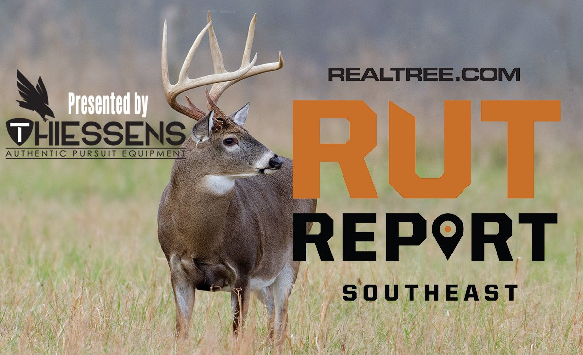 Southeast Rut Report: Expect Major Deer Movement With Latest regarding 2020 Deer Rut Calendar In Kentucky
