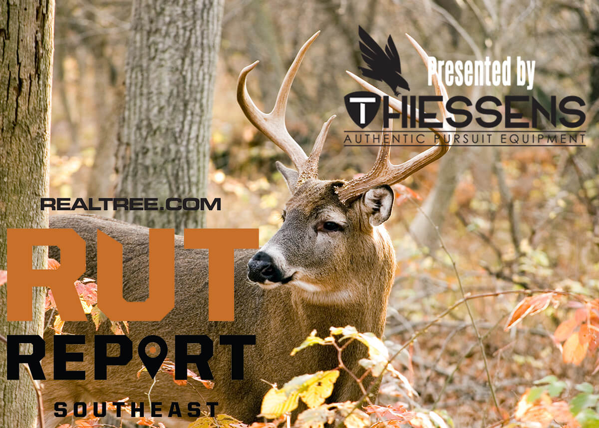 Southeast Rut Report: Post-Rut For Some, Red-Hot Action For pertaining to 2020 Deer Rut Calendar In Kentucky