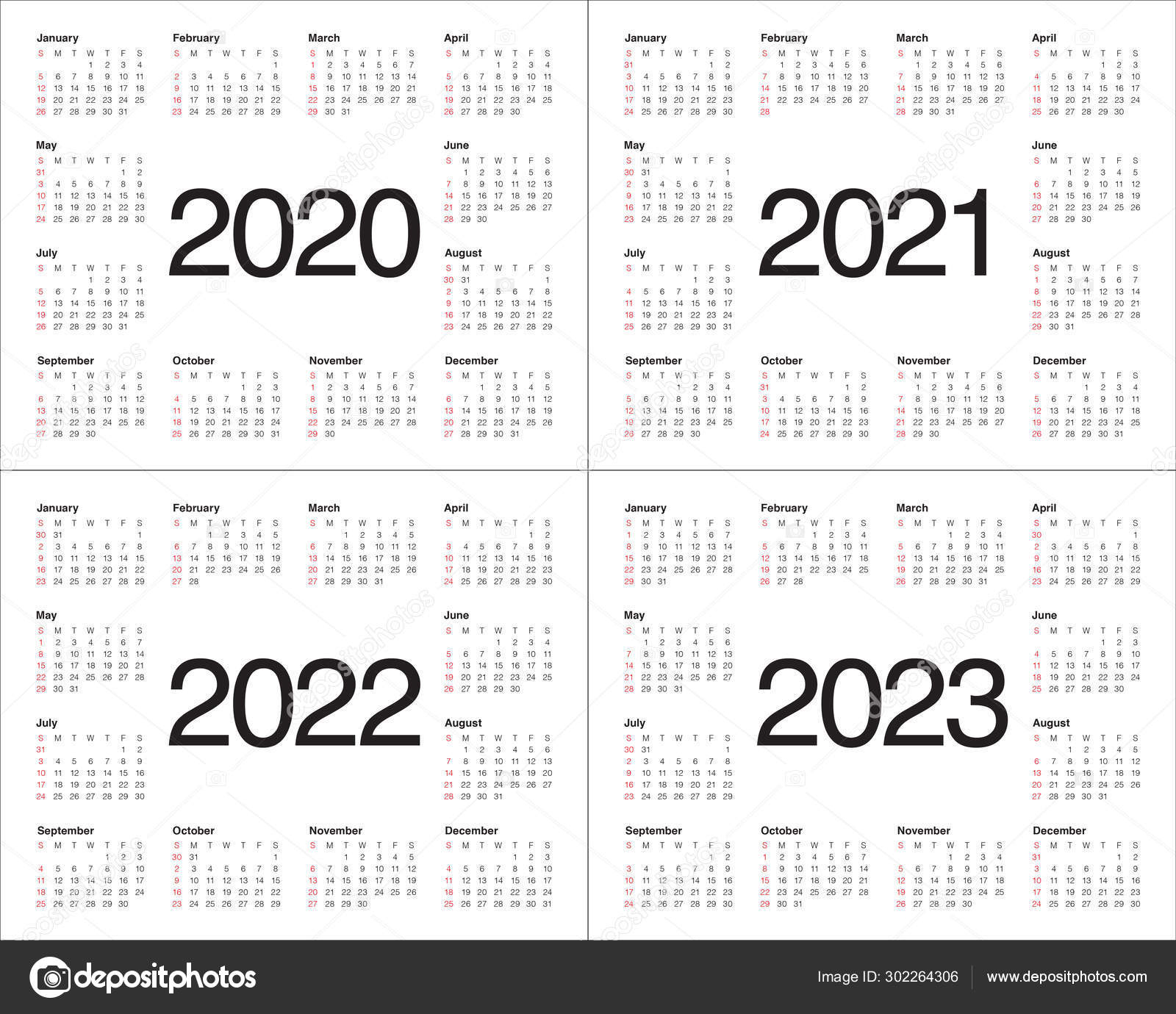 Tips Bermain Slot Online Lengkap in Three Year Printable Calendar 2020 To 2023