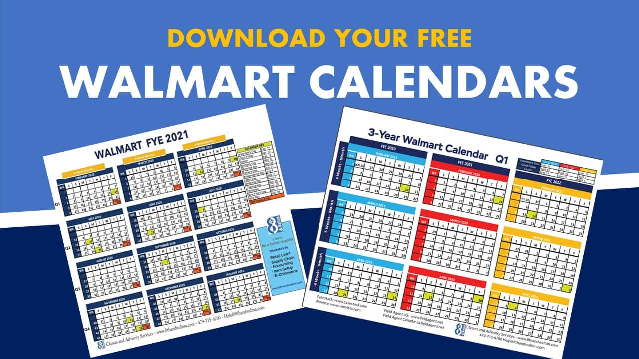 Walmart Fiscal Year Calendar: 2020 - 2021 Free Download with regard to 2021 Payday Working Days Calendar