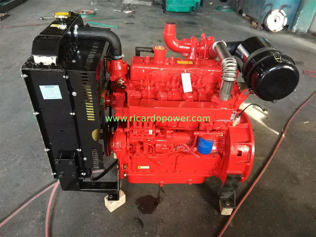 1500Rpm Ricardo Diesel Engine Zh4105Zd For Prime Power 40Kw inside Primepower Sri Lanka