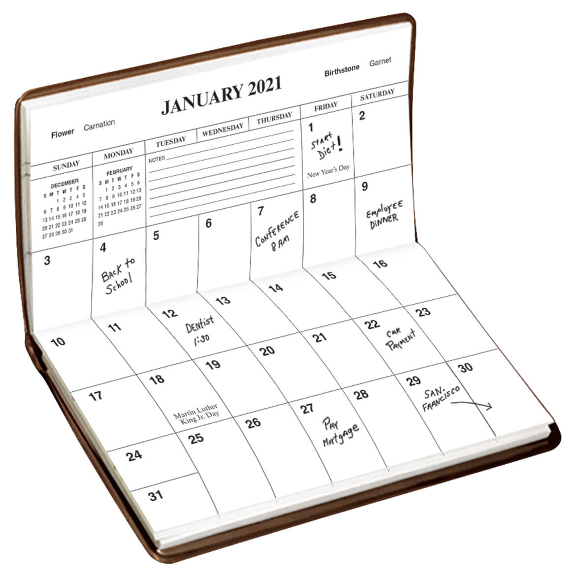 2 Year Planner Calendar Refill throughout 2021-2022 Monthly Planner: Sunflowers