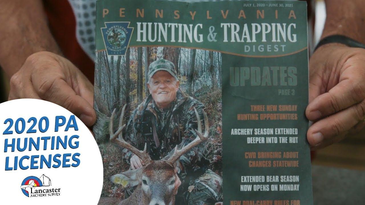 2020-2021 Pa Hunting Licenses On Sale Now regarding Pa Deer Season 2021