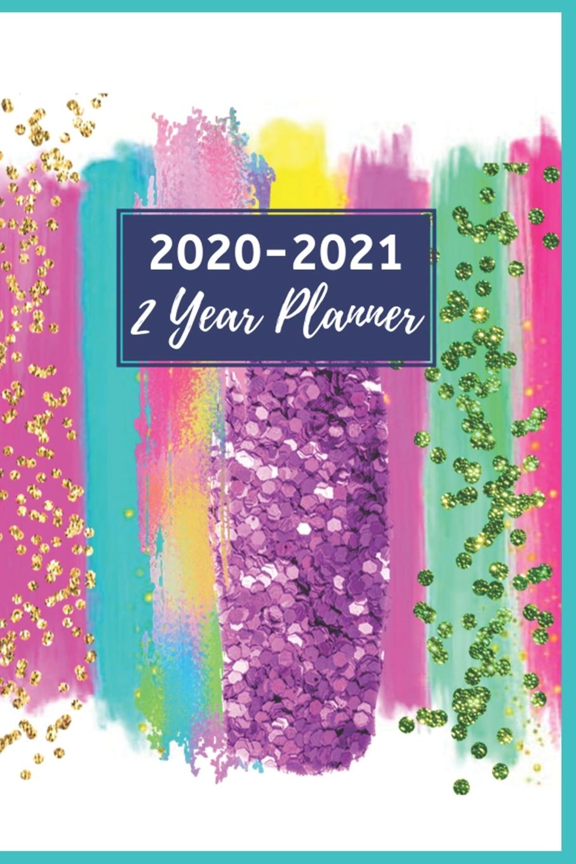 2020 - 2021 Pocket Monthly Schedule Organizer, Agenda Planner: 2 Year  Planner 2020-2021: 2020-2021: Two-Year Monthly Pocket Planner With Phone  Book, for Planner 2021: Year Monthly Pocket