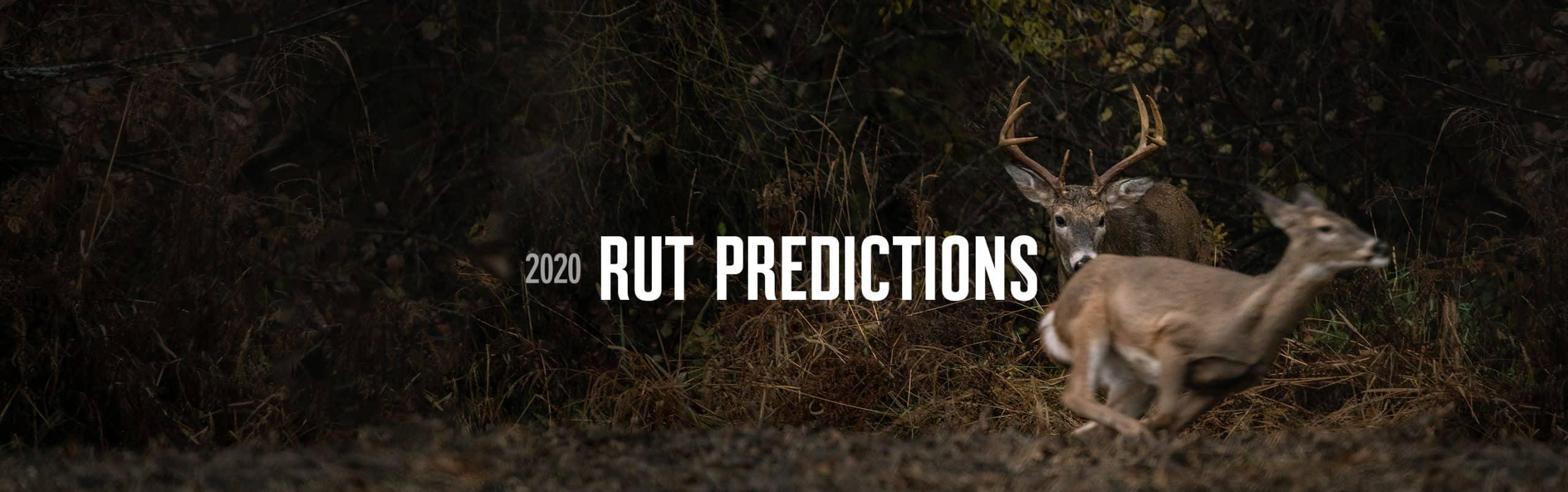 2020 Rut Predictions | Onx Maps inside Nys Deer Rut Prediction Dates