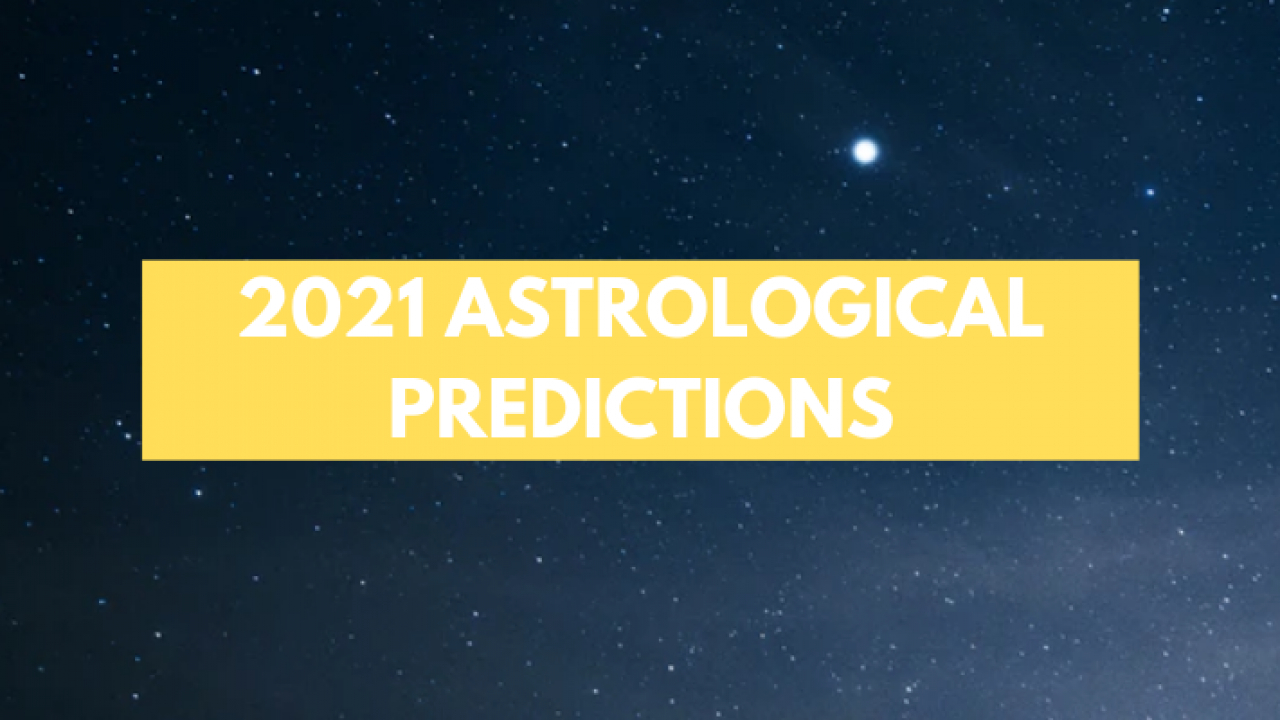 2021 Astrological Predictions: Here'S What You Need To Know with regard to 2021 Rut Prediction