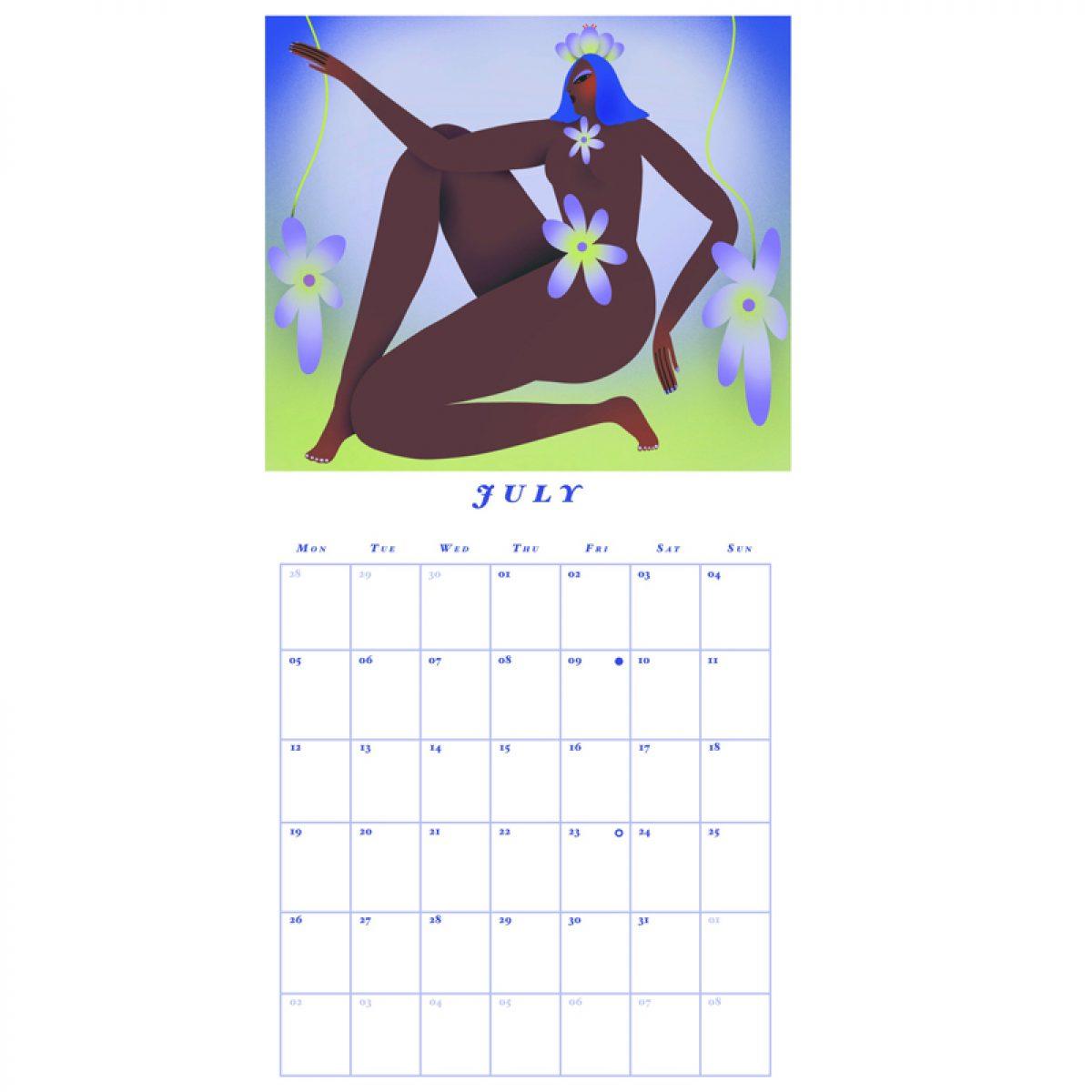 2021 Calendar – Cool Hunting® intended for Hunting Calendar 2021