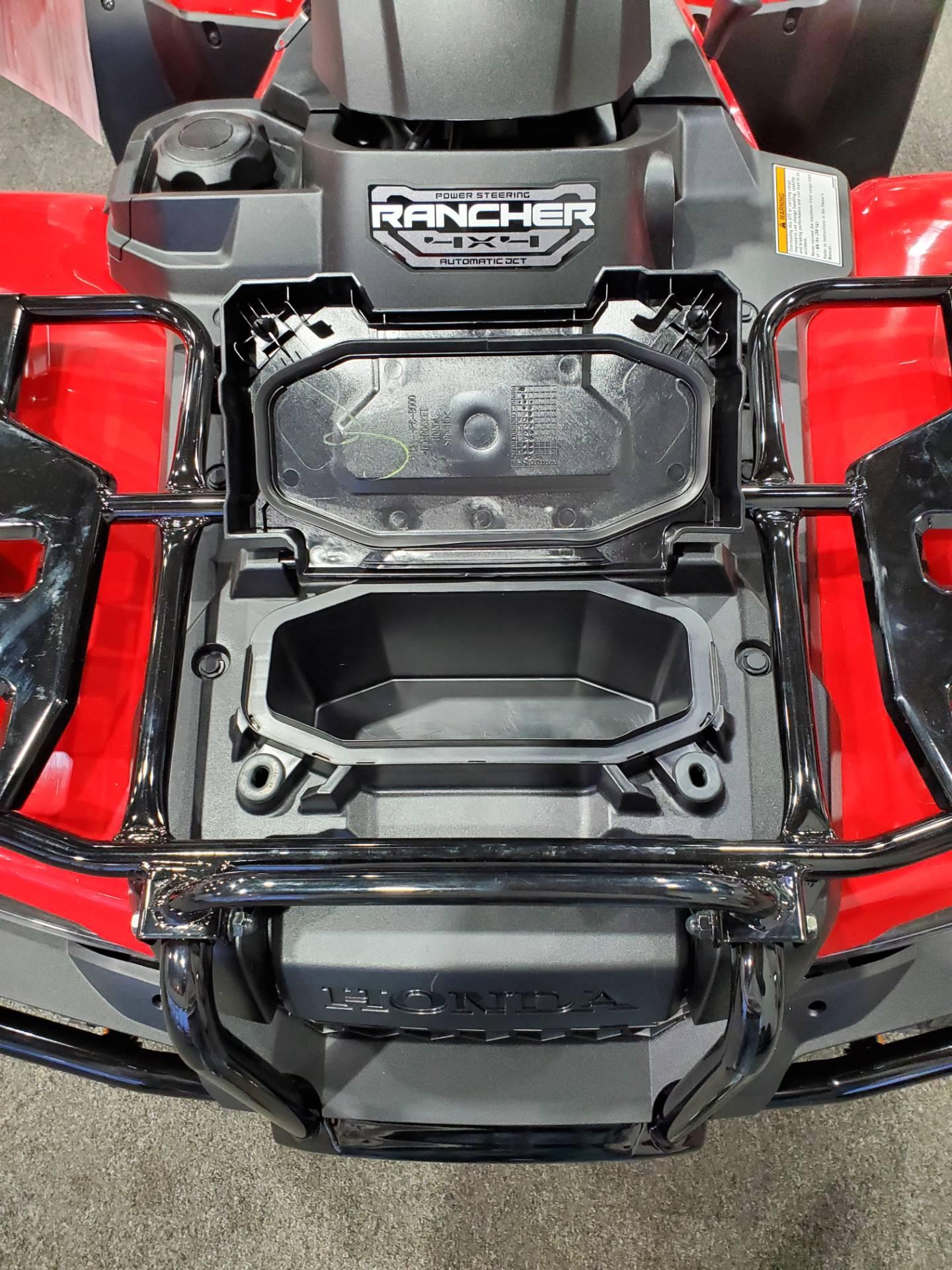 2021 Honda Fourtrax Rancher 4X4 Automatic Dct Eps In Moon Township,  Pennsylvania inside Pa Rut 2021