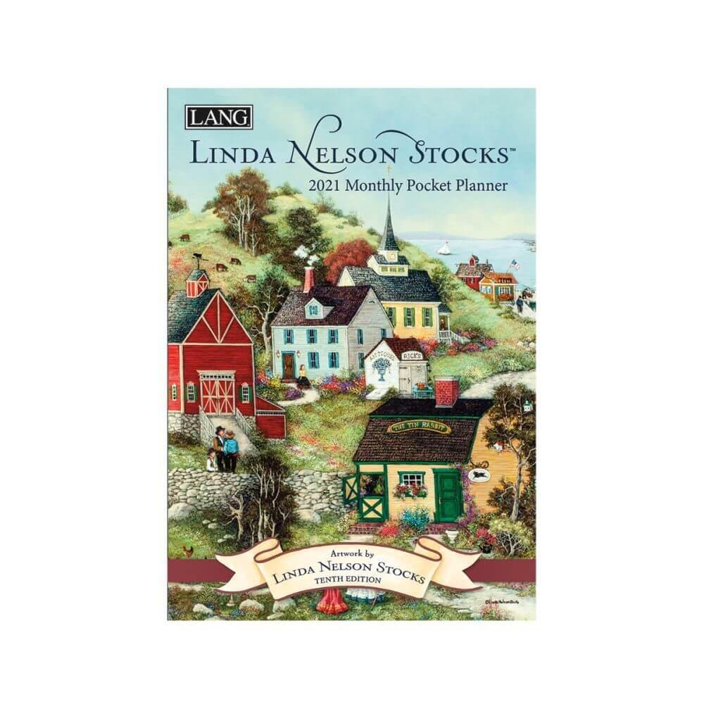 2021 Linda Nelson Stocks Pocket Calendarlang with regard to Free Hallmark Pocket Calendars