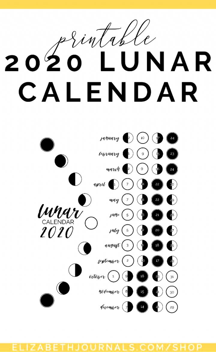 2021 Lunar Calendar #2021 #Lunar #Calendar - 2021 Lunar inside Full Moon Calendar 2021 Printable