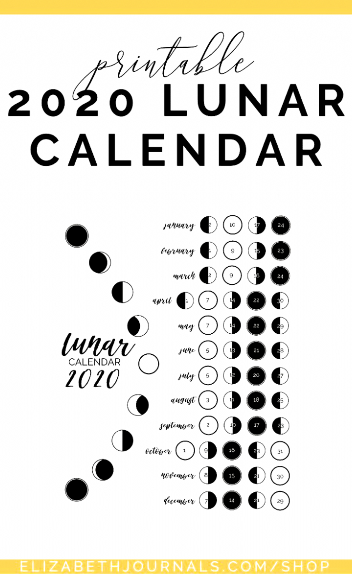 2021 Lunar Calendar #2021 #Lunar #Calendar - 2021 Lunar within Printable Yearly Full Moon Calendar For 2021