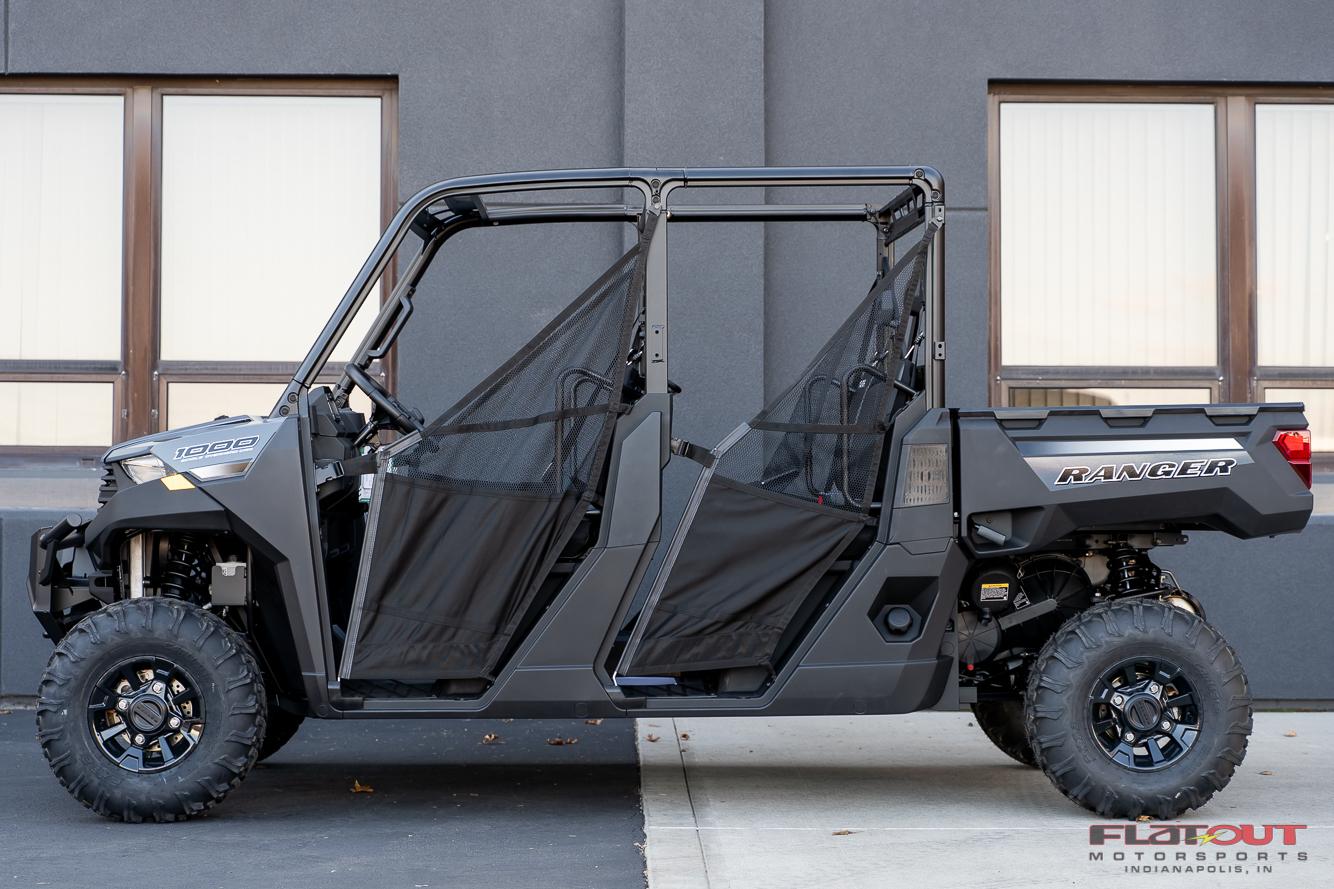 2021 Polaris Industries Ranger 1000 Crew Premium For Sale In throughout Rut Indiana 2021