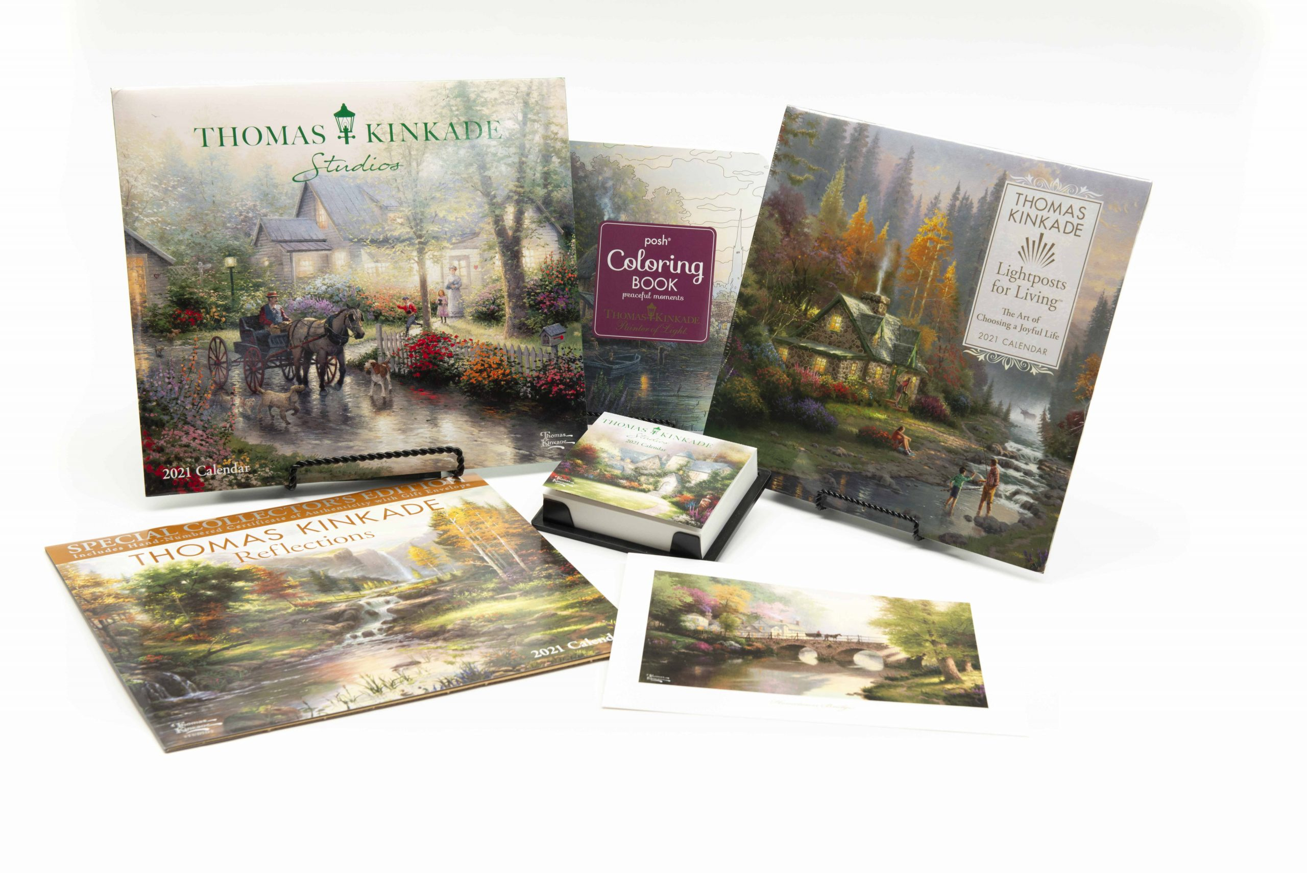 2021 Thomas Kinkade Scriptures Calendar Like Contest throughout Free Hallmark Pocket Calendars