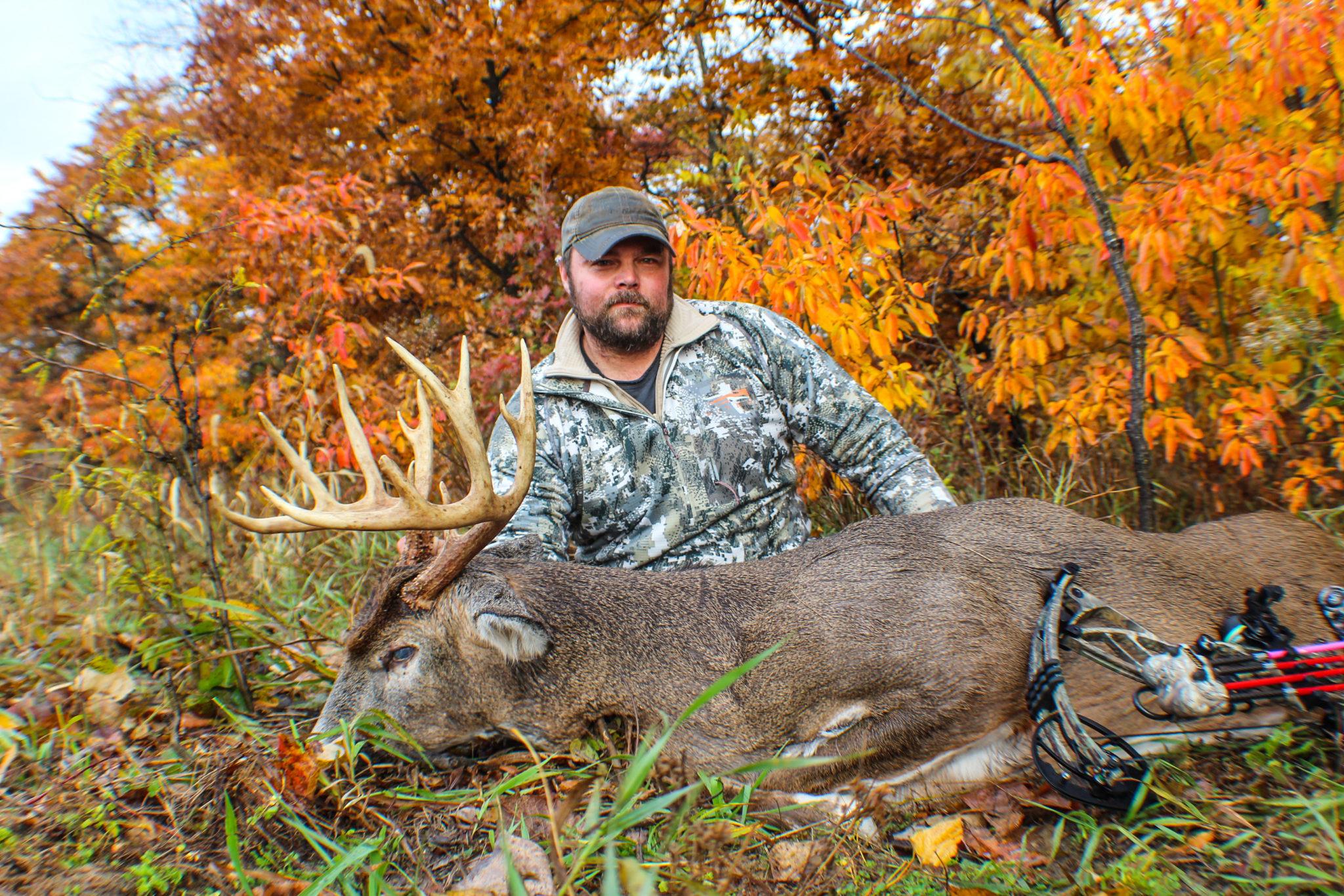 2021 Whitetail Hunts   Heartland Lodge inside 2021 Whitetail Rut Calendar For Virginia