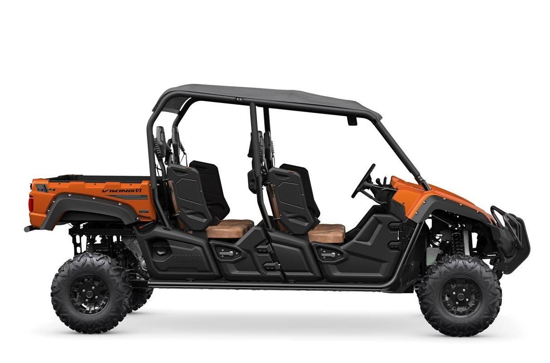 2021 Yamaha Viking Vi Eps Ranch Edition pertaining to Pa Rut 2021