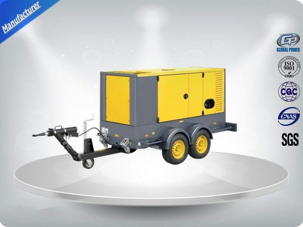 50 Hz Water - Cooling Silent Genset Trailer 16 Cylinder regarding Primepower Sri Lanka
