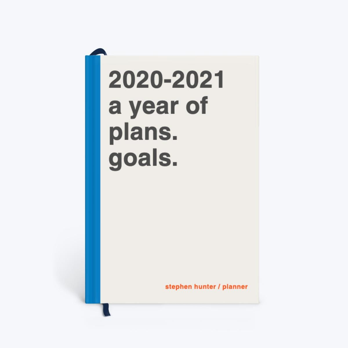 A Year Of Plans within Hunting Planner 2021 Monthly