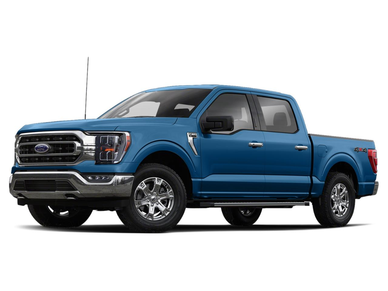 Antimatter Blue Metallic 2021 Ford F-150 For Sale At Ciocca in Pa Rut 2021