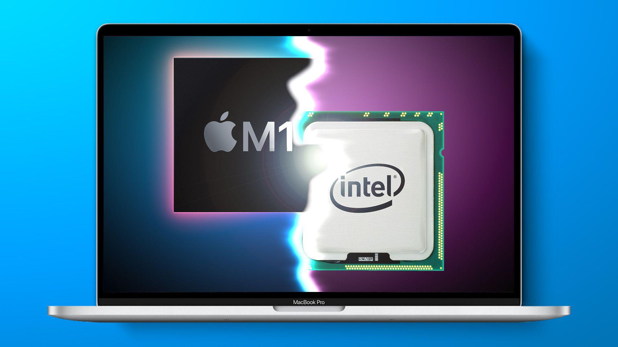 Apple M1 Macbook Pro Vs. Intel Macbook Pro (13-Inch) Buyer'S with regard to Blank I9 2021