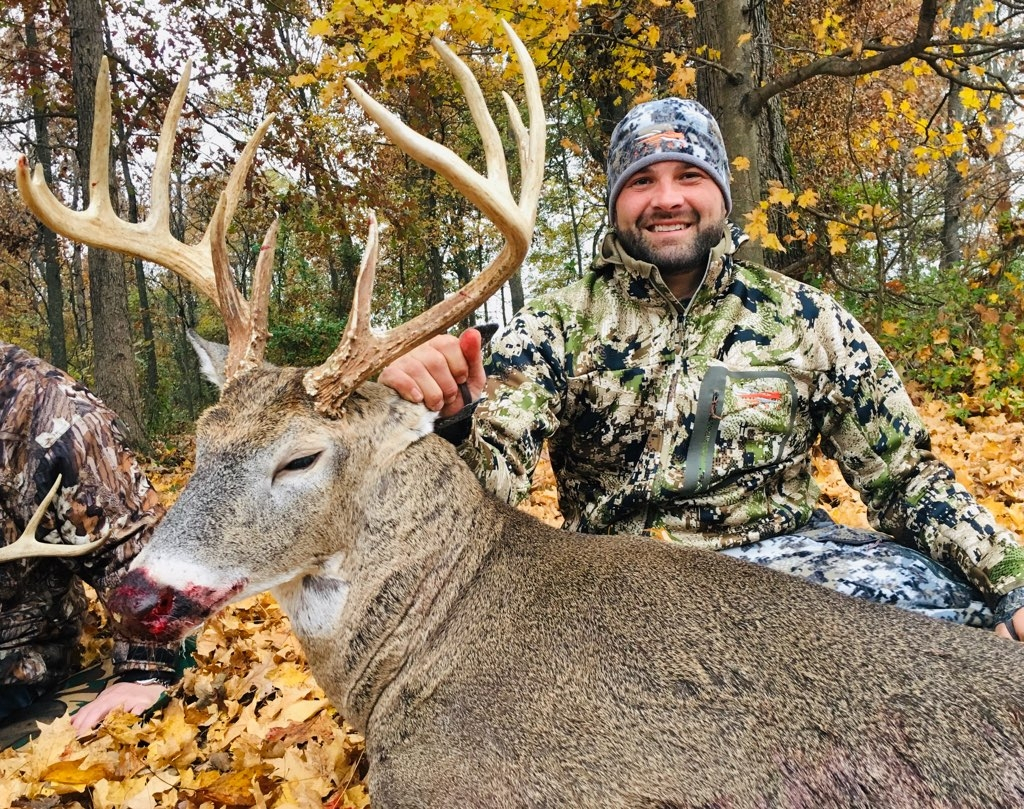 Archery Rut Whitetail Hunts - Premier Outfitters within Rut Whitetail 2021