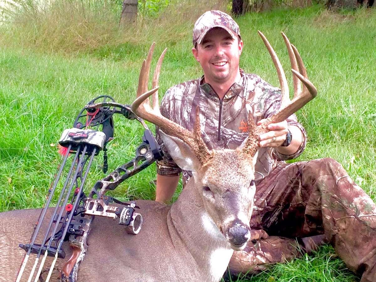 Archery Rut Whitetail In Missouri 2021 with Rut Whitetail 2021