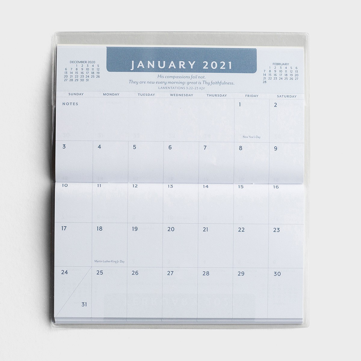 Beaches - 2021-2022 - 28 Month Planner throughout 2021-2021 Monthly Two Year Planner: