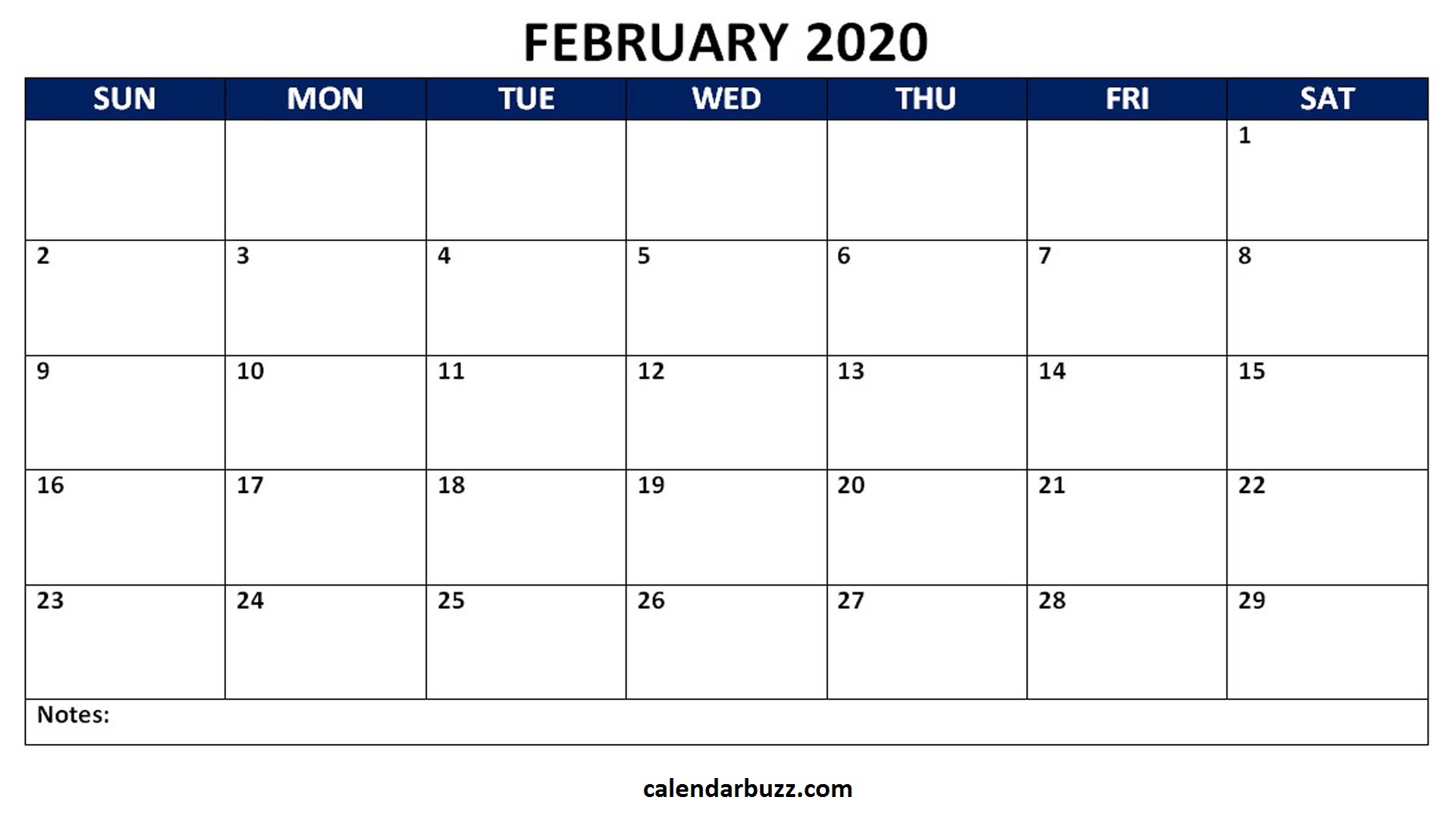 Blank 2020 Calendar Printable Monthly Word Templates with regard to Free Fill In Printable Calendars