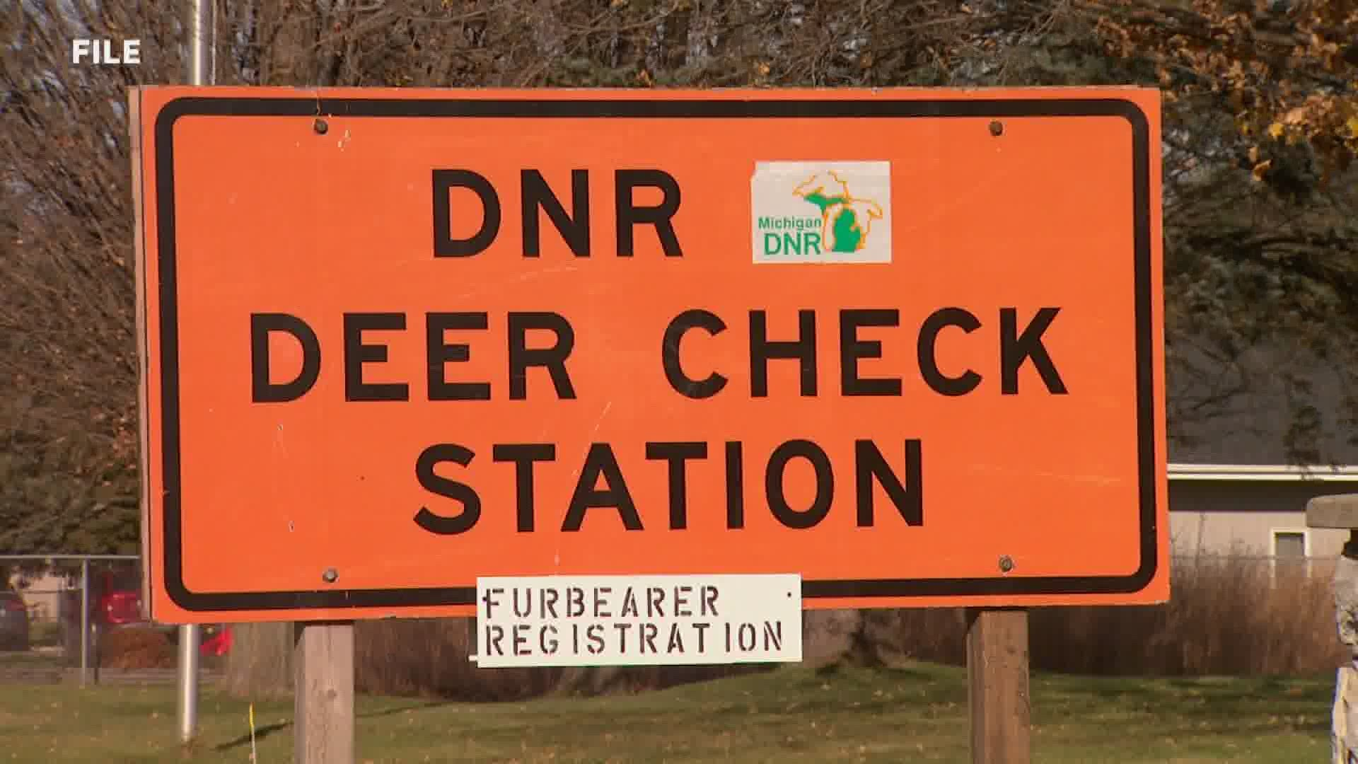 Bow Hunting Season Starts for Michigan Deer Season 2021