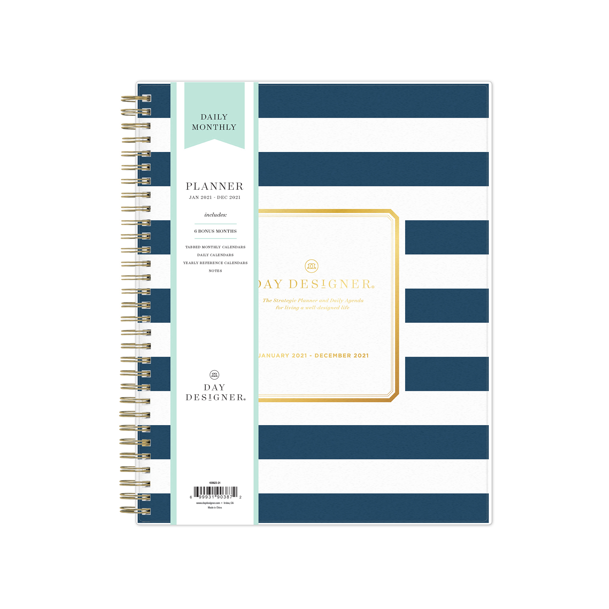 Calendars And Planners - Walmart within 2021 2021 2 Year Monthly Planner Live