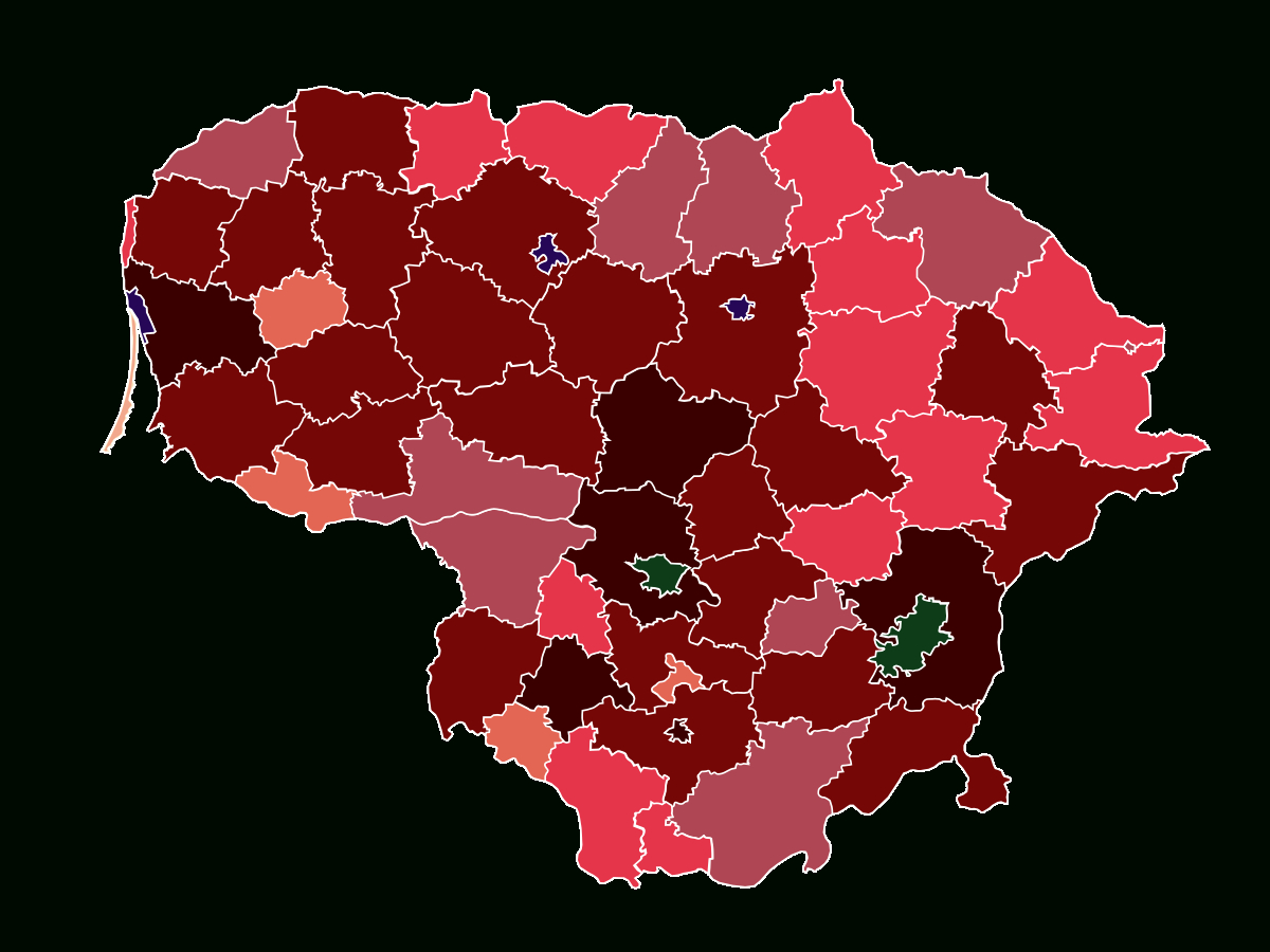 Covid-19 Pandemic In Lithuania - Wikipedia within Printable 2021 Mcgeer Criteria Chart