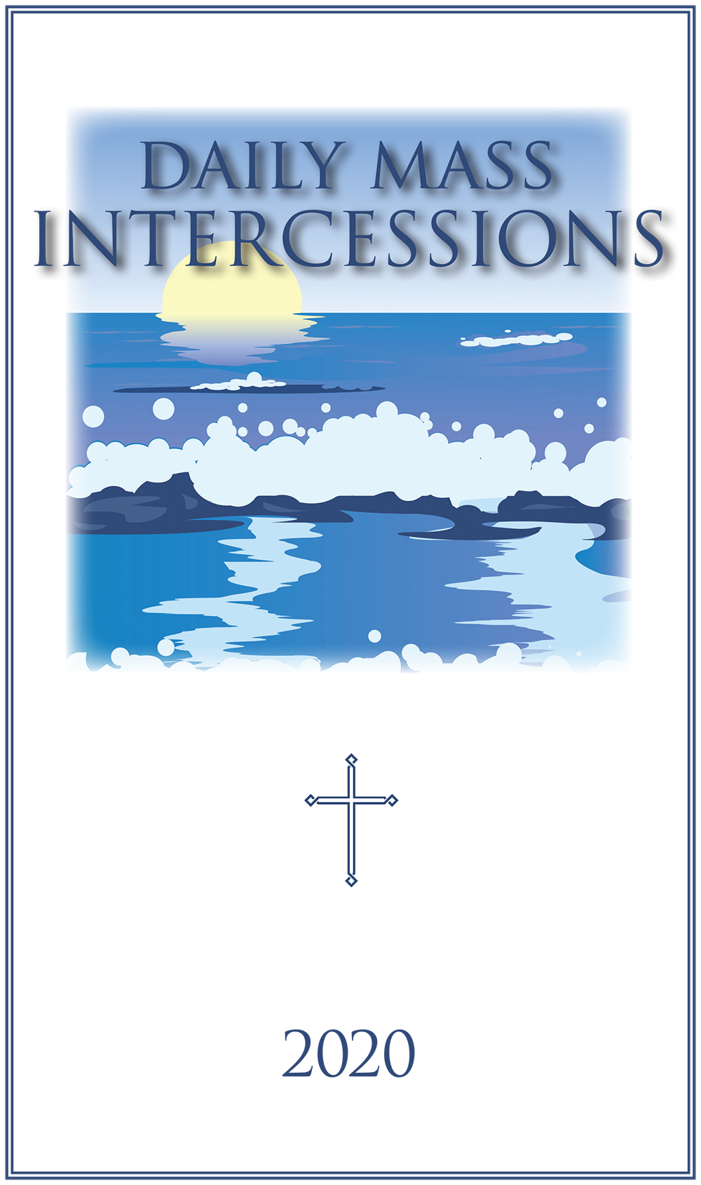 Daily Mass Intercessions 2020 inside Daily Mass Intercessions 2021