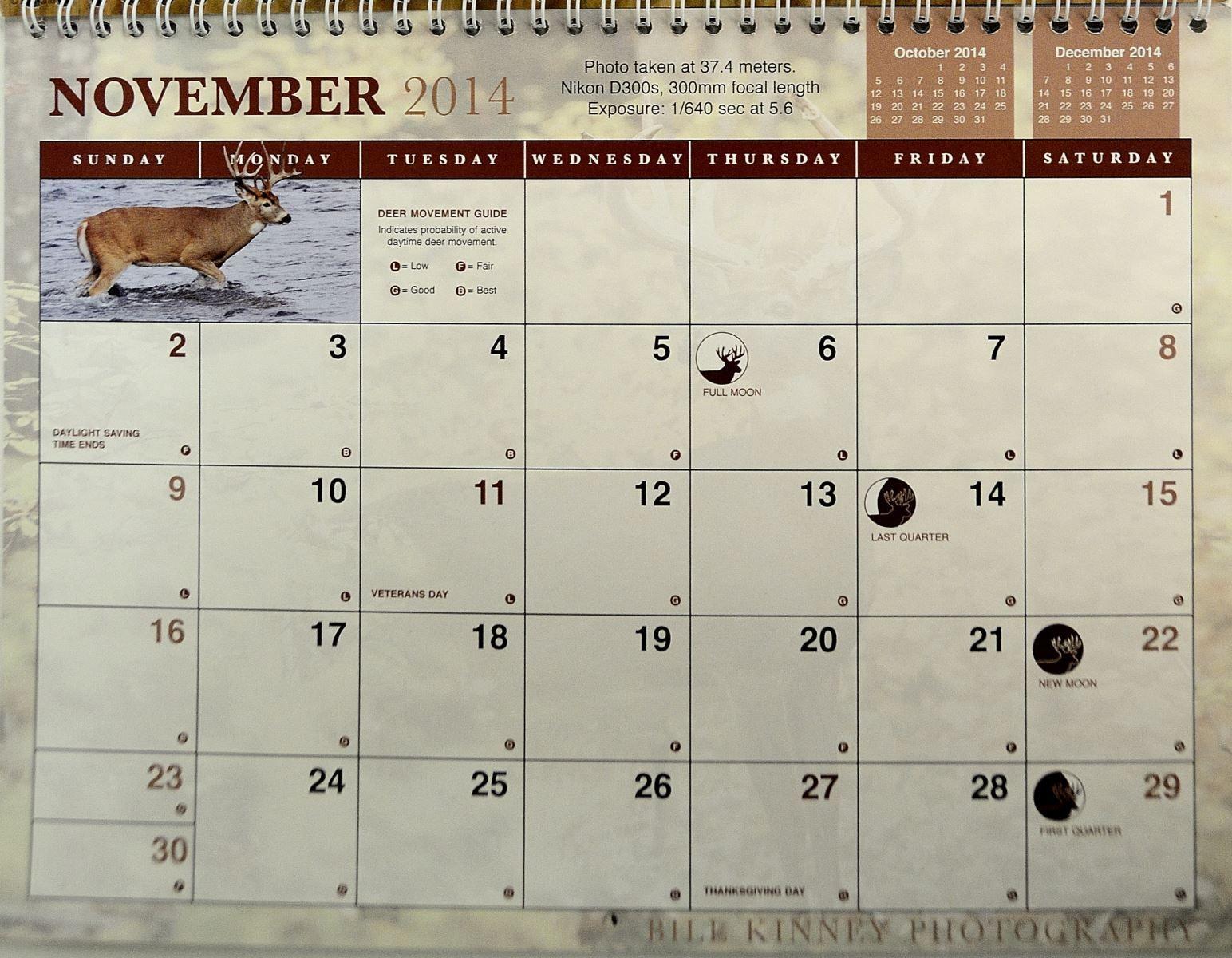 Deer & Deer Hunting Whitetail Lunar Calendar | Printable within Deer And Deer Hunting 2021 Rut Predictions