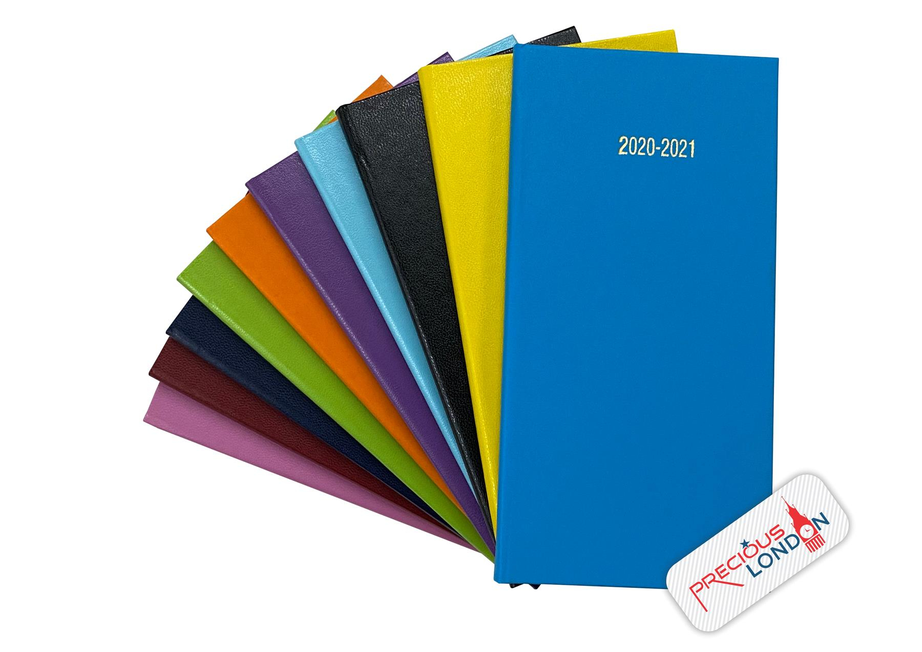 Details About 2020-2021 Academic Mid Year Slim Diary 2 Two Week To View 18  Month Planner Diary intended for Diary 2021: Weekly And Monthly Year