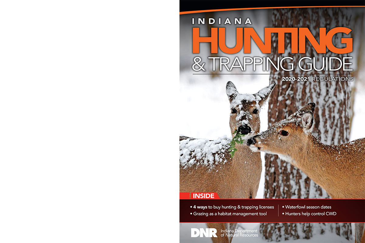 Dnr: Fish & Wildlife for Deer Season 2021 Indiana