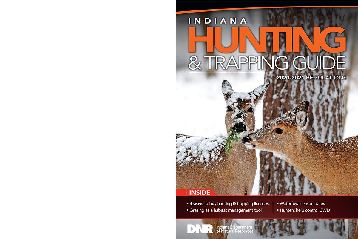 Dnr: Fish & Wildlife pertaining to Deer Season Indiana 2021