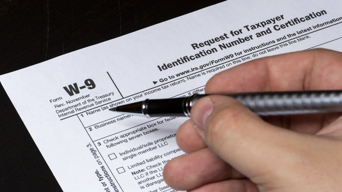 Do W9S Expire? - W-9 Forms intended for Irs W9 2021