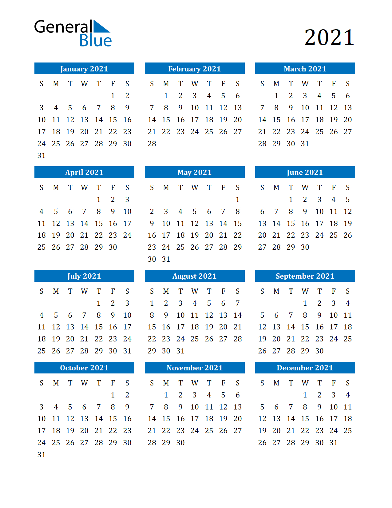 Free Printable Calendar In Pdf, Word And Excel for Calendario Vertex 2021