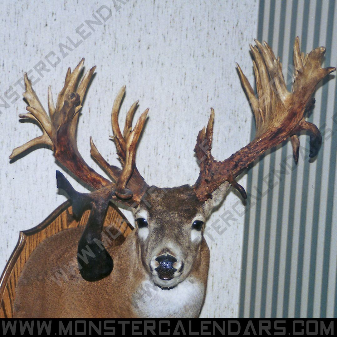 From The Archives. Awesome Whitetail From The Yesteryears intended for Deer Hunting Calendar 2021