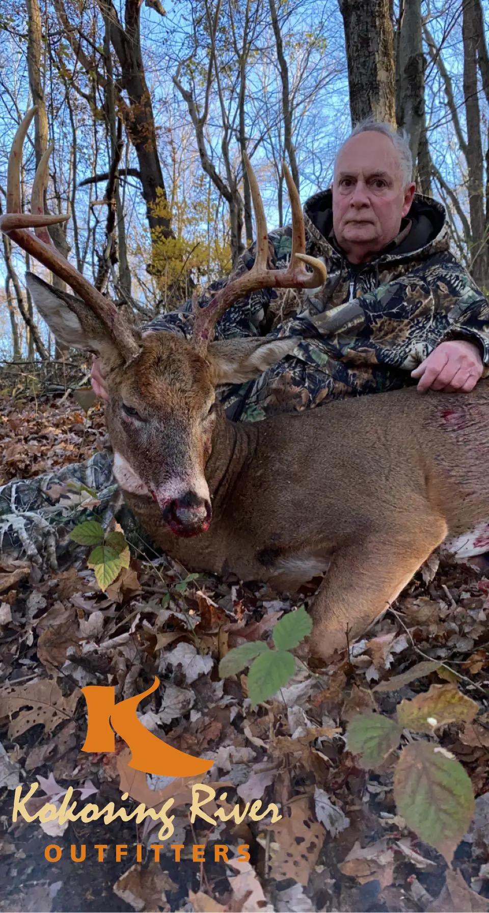 Guided Hunts In Ohio - Whitetail Hunting Ohio - Kokosing pertaining to 2021 Ohio Deer Rut