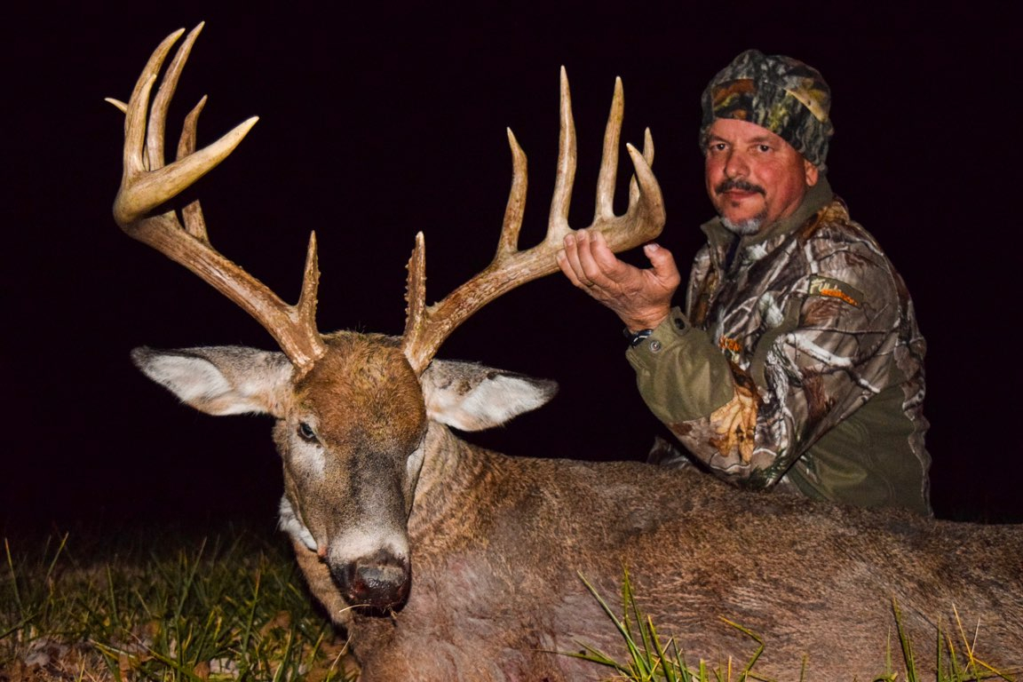 Guided Whitetail Deer Hunts In Kansas | Hunt Hickory Creek pertaining to 2021 Kansas Whitetail Rut Prediction